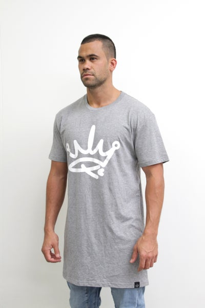 Image of KINGS TEE - GREY