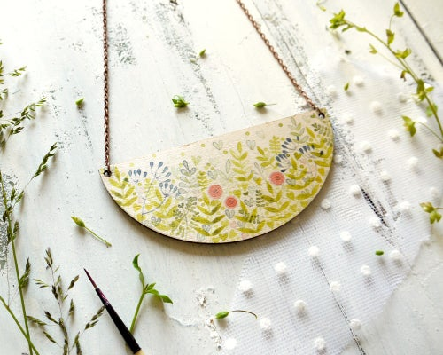 Image of Nature necklace