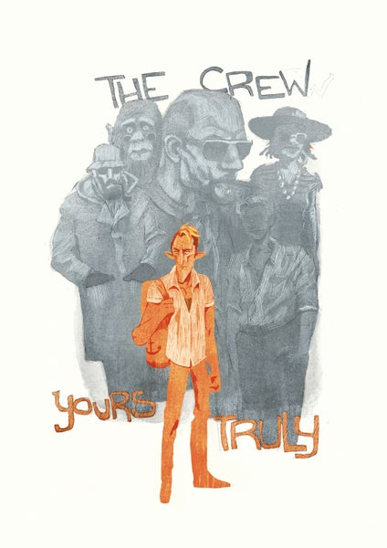 Image of Jack Tar- The Crew