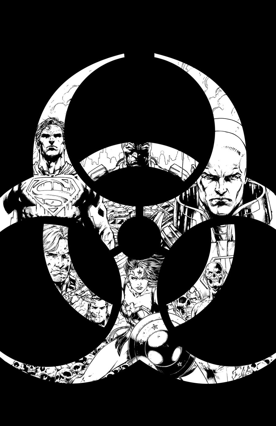 Image of Justice League 36 Cover
