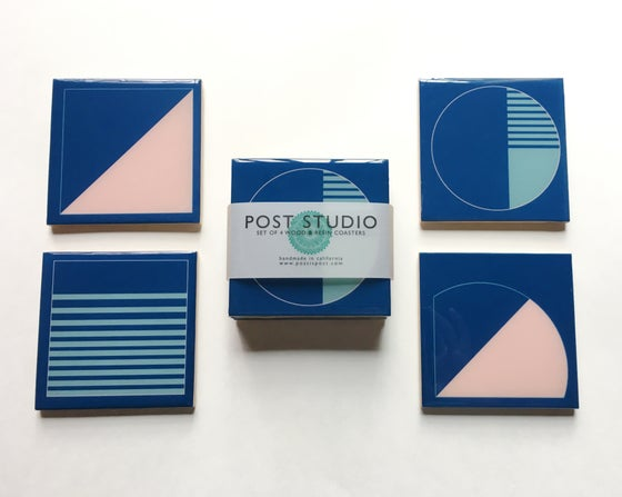 Image of New Nautical Coasters