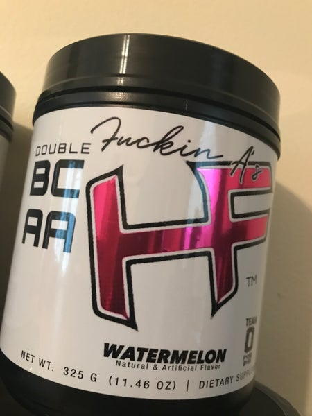 "Image of ""BC DOUBLE FUCKING A'S"" Watermelon BCAA's (Branch Chain Amino Acids)"
