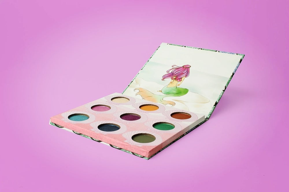 Image of The Mermaid Palette