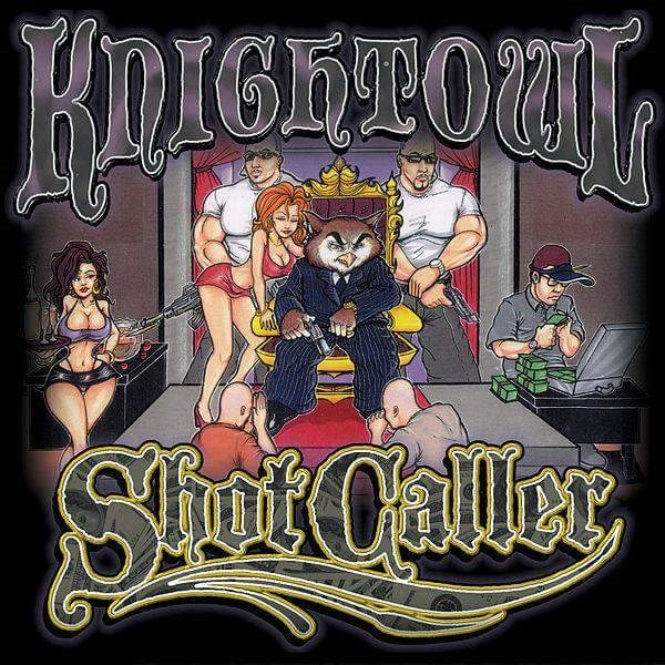 Image of Knightowl Shot Caller-CD