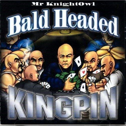 Image of Mr. Knightowl Bald Headed Kingpin-CD