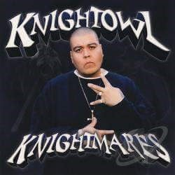 Image of Knightowl Knightmares-CD