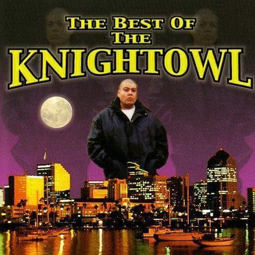 Image of The Best of The Knightowl-CD