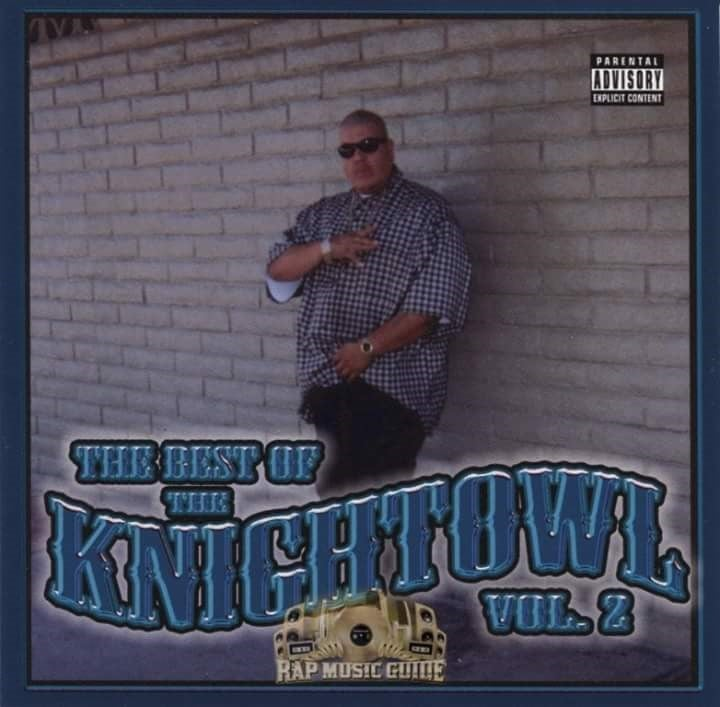 Image of The Best of Knightowl Vol.2-CD