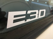 Image of E30 Decals, literally