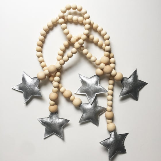 Image of Scandi Luxe GOLD or SILVER Double Star