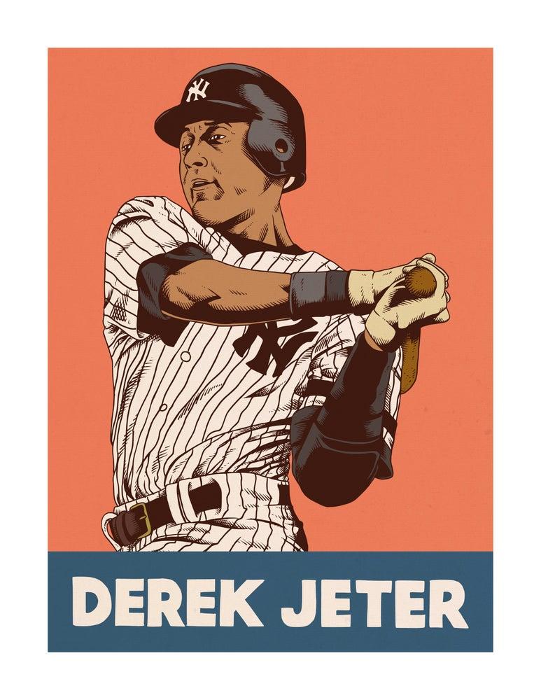 Image of Derek Jeter