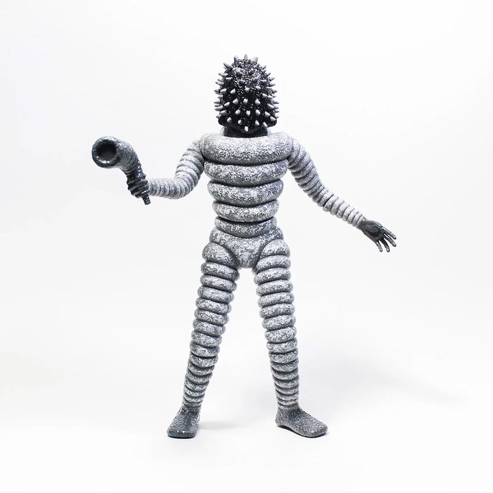 Image of MR ROTTEN DONUTS VINYL FIGURE