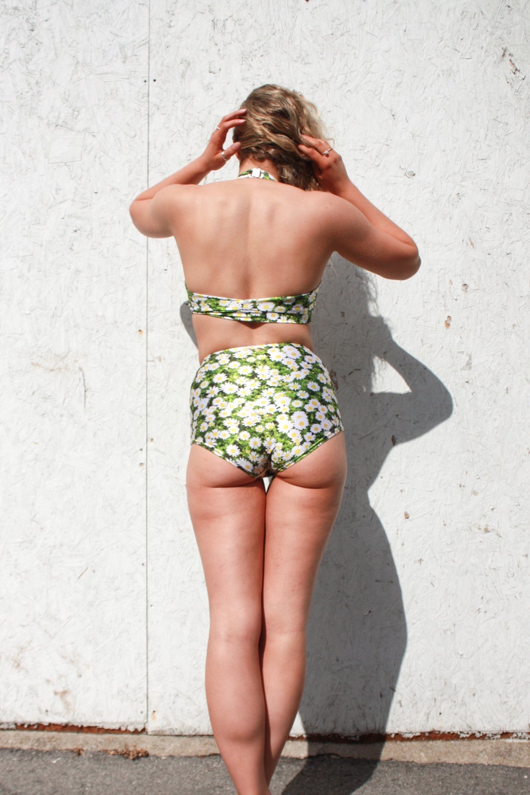 Image of Limited Edition Daisy Highwaist Shorts