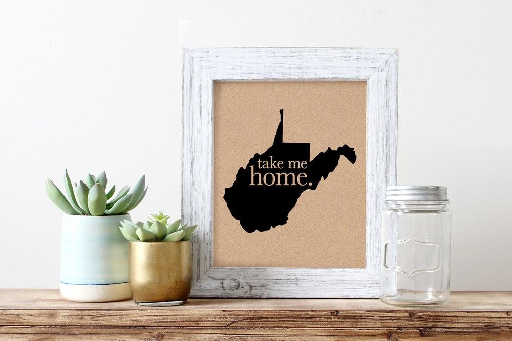 Image of Take Me Home Print