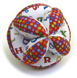 Image of Baby Puzzle Ball Sewing Pattern