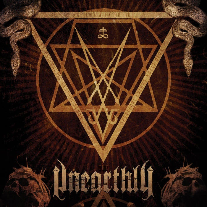 """Image of UNEARTHLY """"The Unearthly"""" LP"""