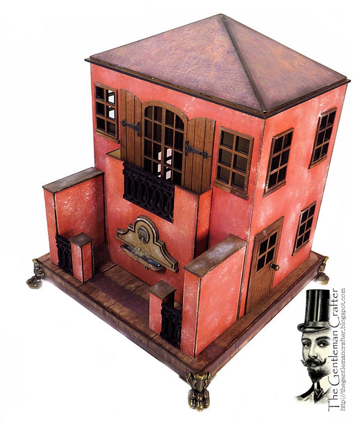 Image of The Tuscan Villa Kit with Instant Download Tutorial