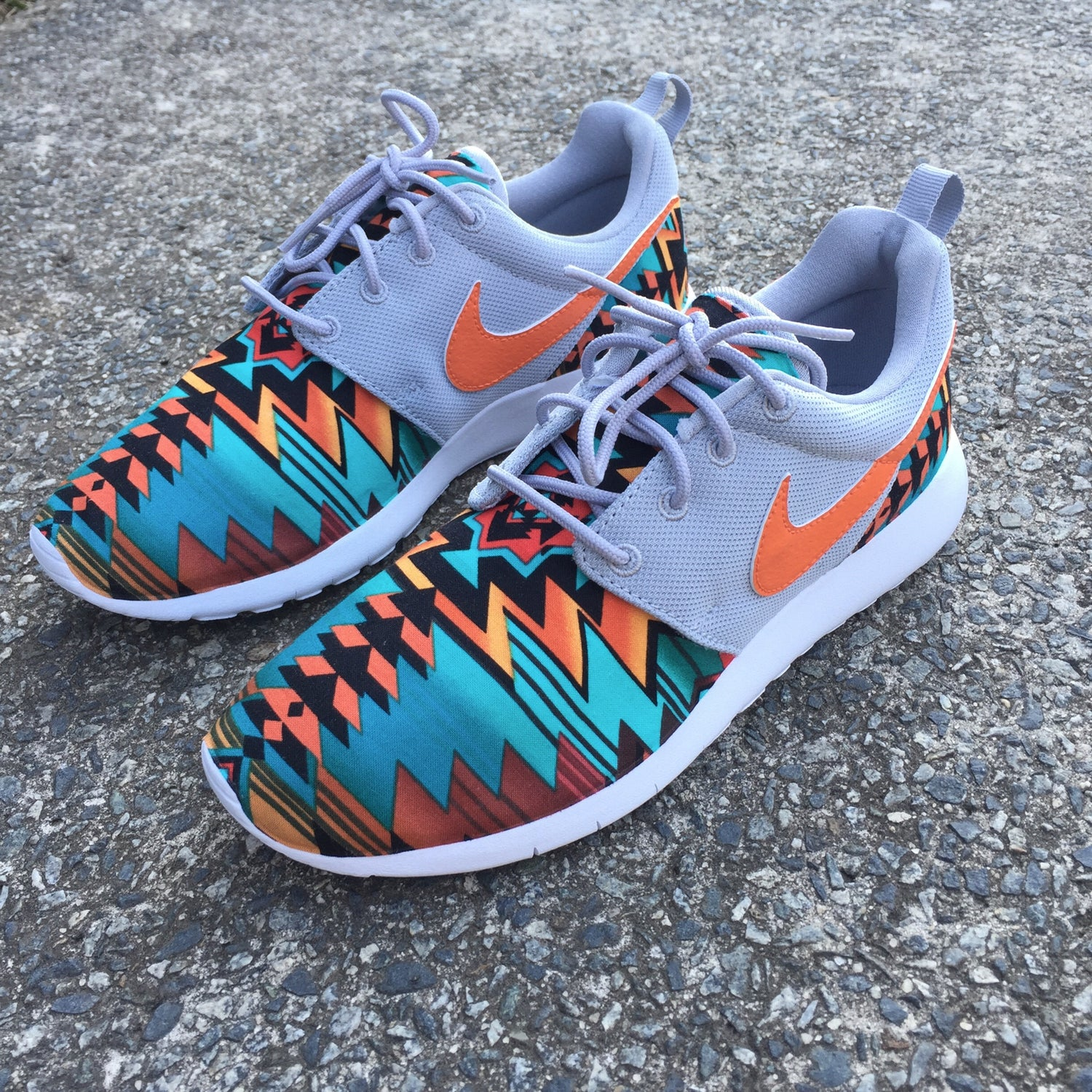 "Image of Custom Nike Roshe One ""El Dorado Sunset"""