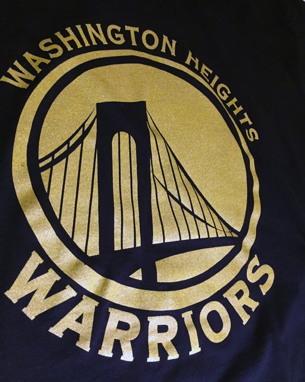 Image of Special Edition Washington Heights Warriors Tee