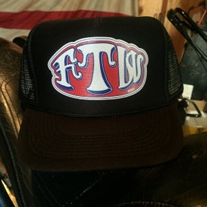 Image of FTW american trucker