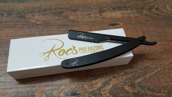 Image of Roc's Pro Razor - BLACKOUT  SERIES