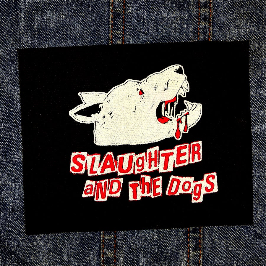 Image of Pick 1 patch - Dead Boys, Cock Sparrer, Slaughter And The Dogs, Cockney Rejects