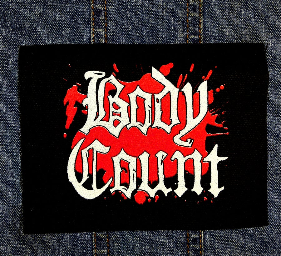 Image of Pick 1 patch - Body Count, Motorhead, Hatebreed