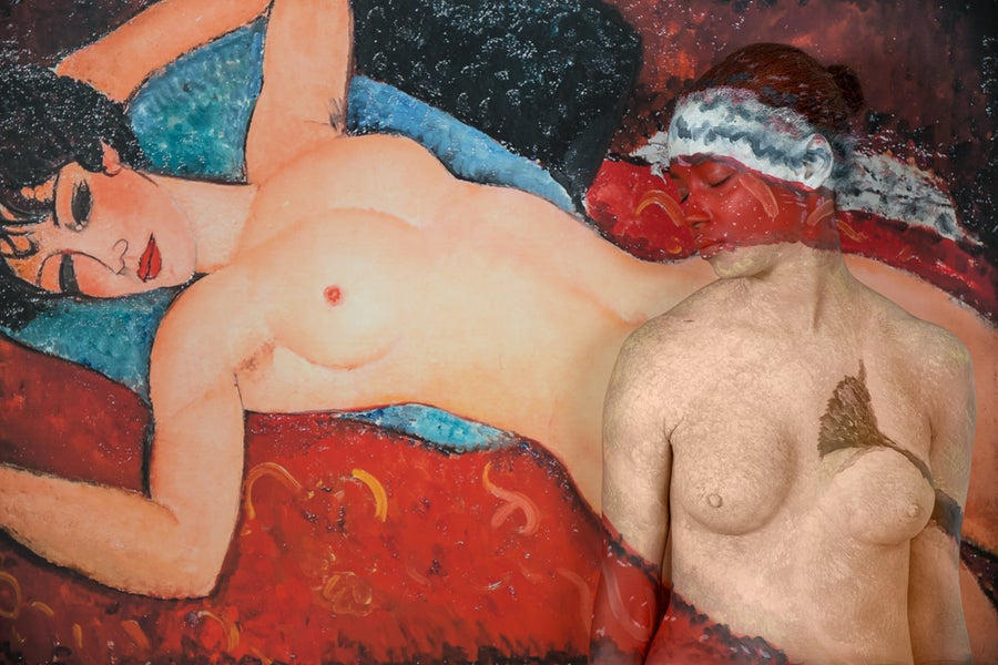 Image of $174,000,000 Modigliani