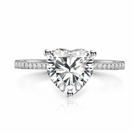 Image of Jasmin Serendipity Sterling Silver Ring
