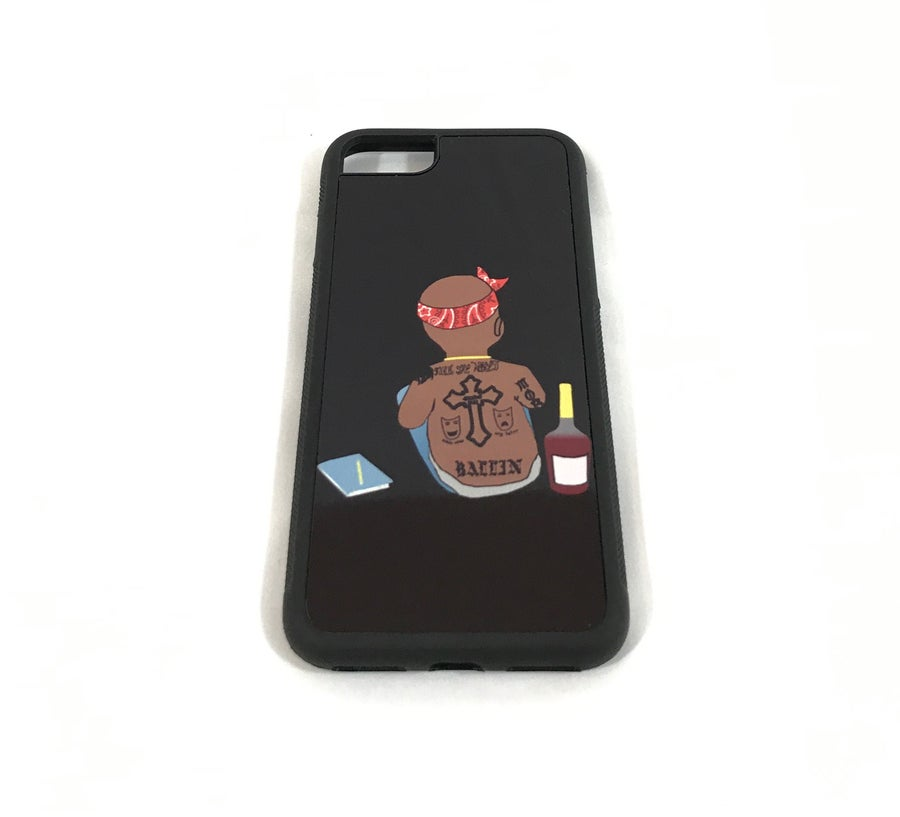 Image of Baby Pac iPhone Case