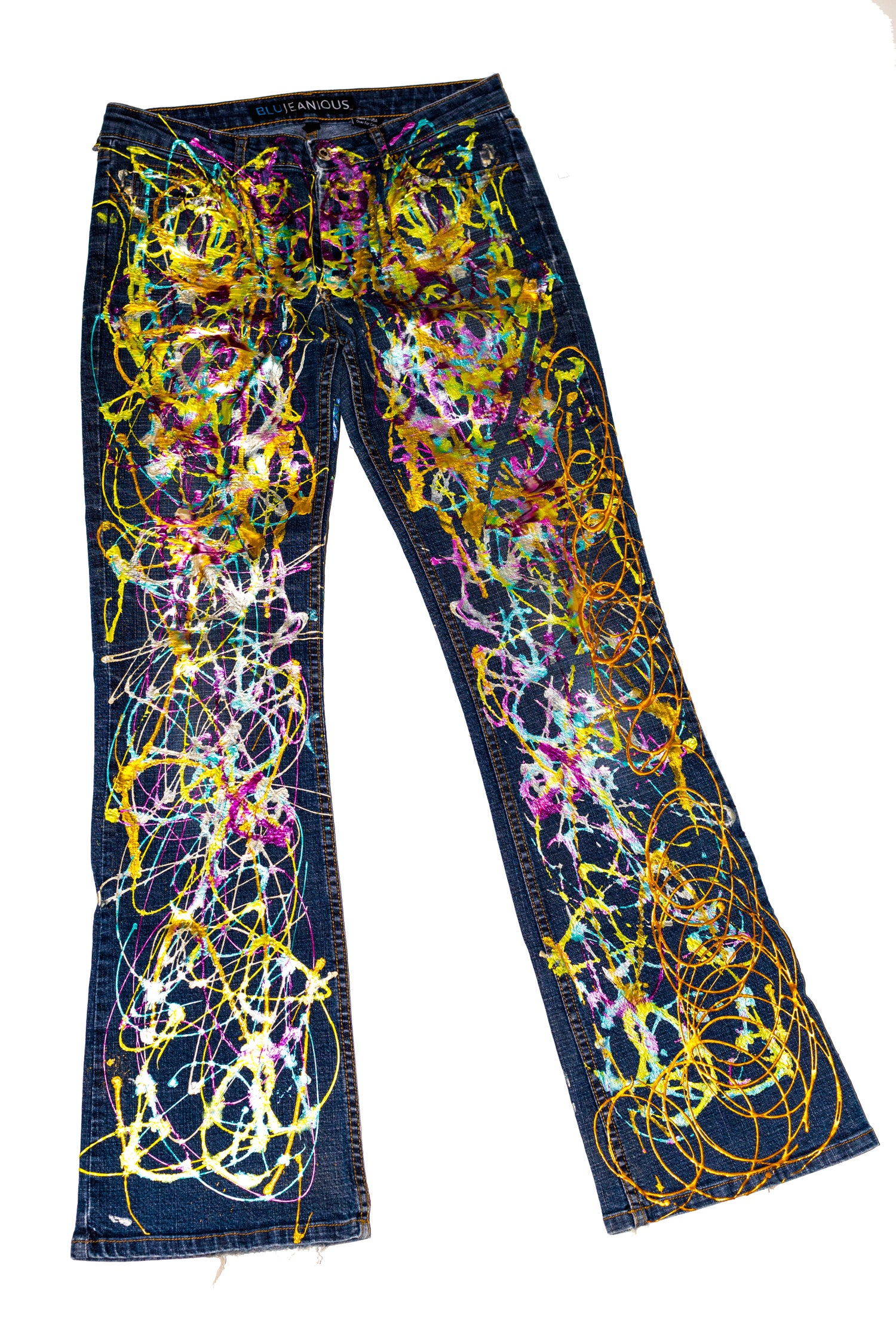 Image of Melissa Errico's Jeans For Refugees