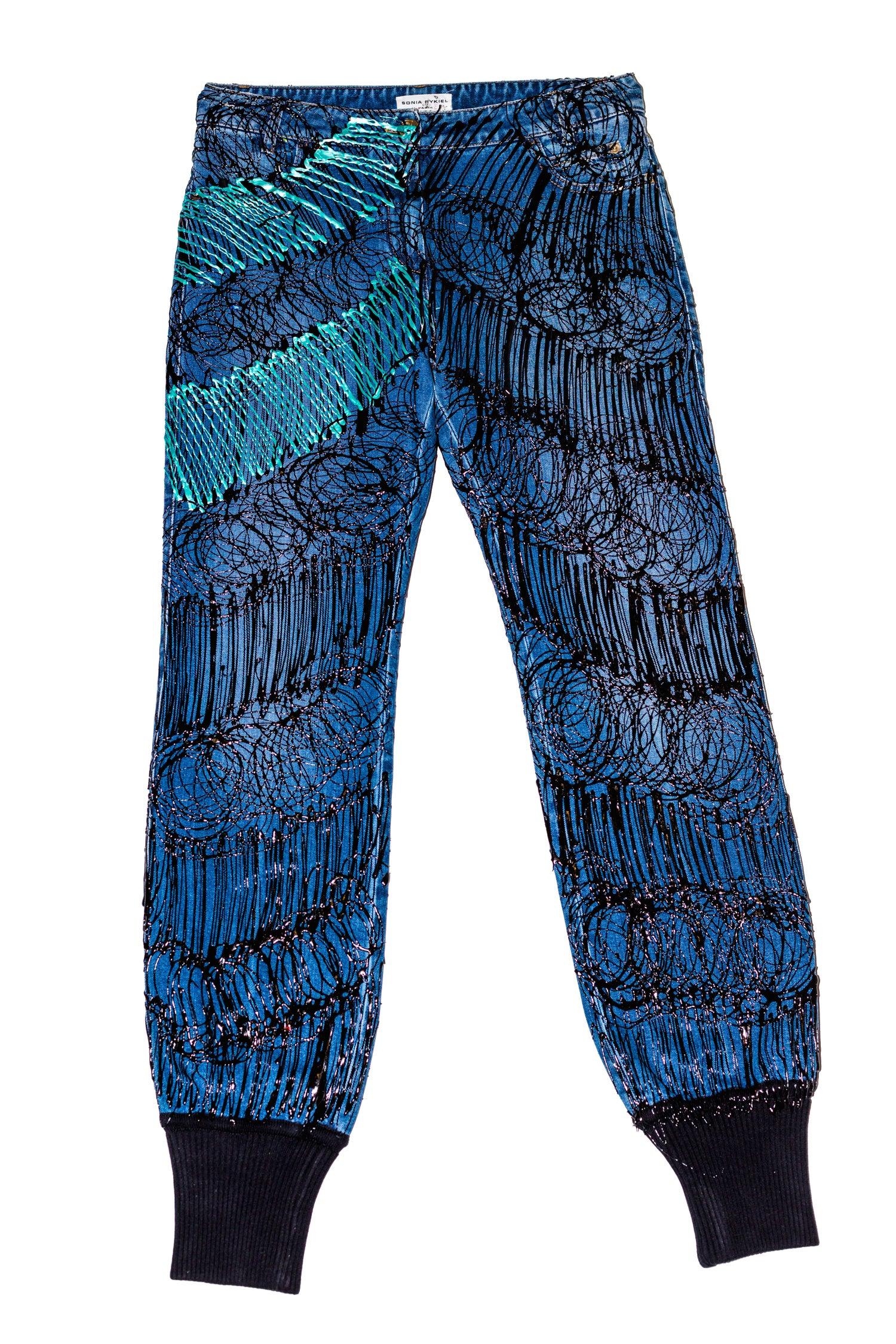 Image of Julie de Libran's Jeans For Refugees