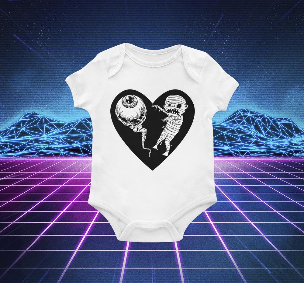 Image of Eye Love Mummy / i love mommy T-Shirt / Onesie (FREE SHIPPING!)