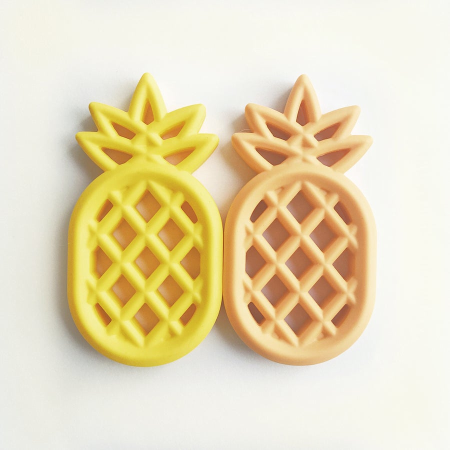 Image of TROPO pineapple teether