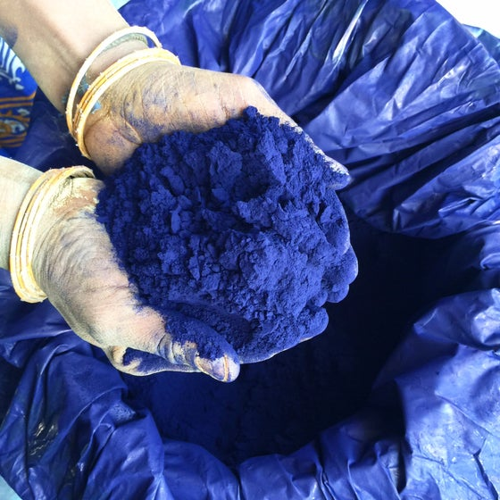 Image of INDIGO - POWDERED