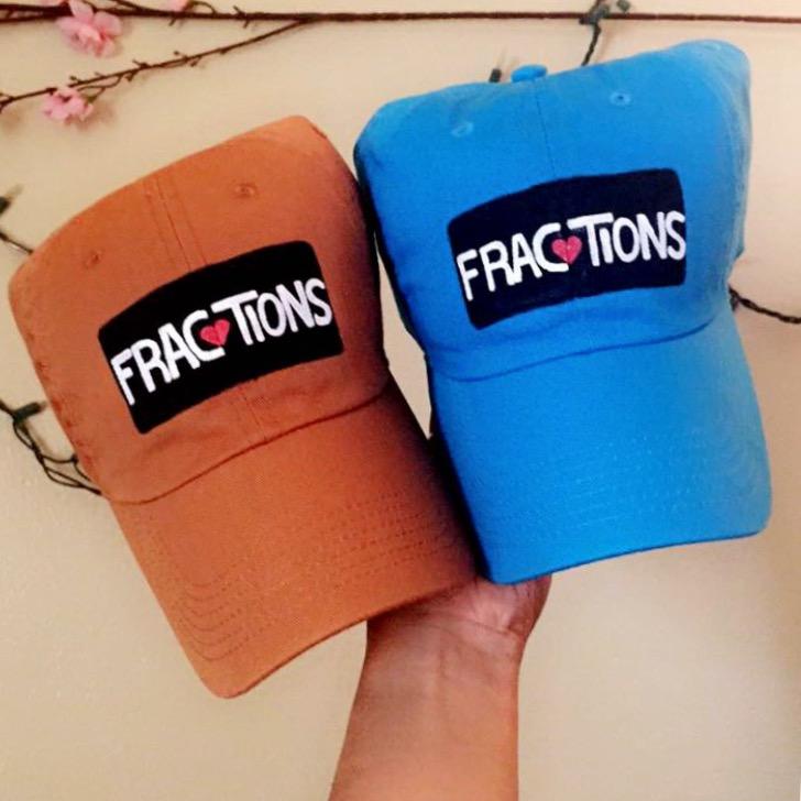 Image of Fractions x AimForTheHeART