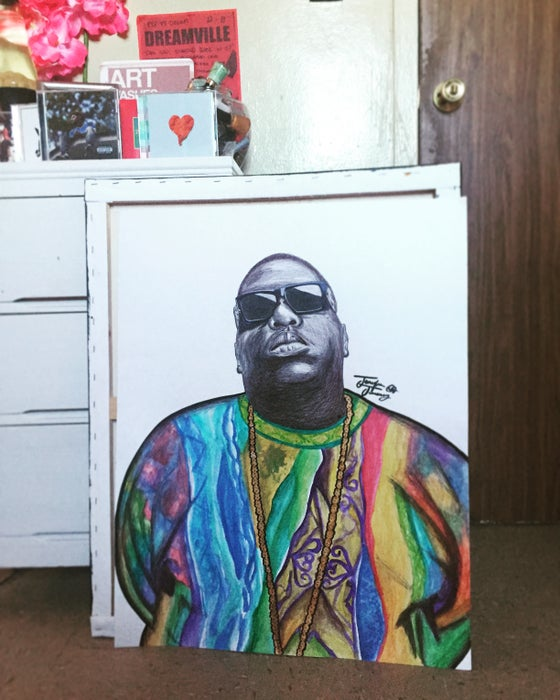Image of Biggie Smalls