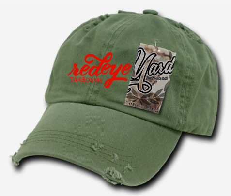 Image of RED EYE DAD HAT L.I.P.T.T.DI.D.