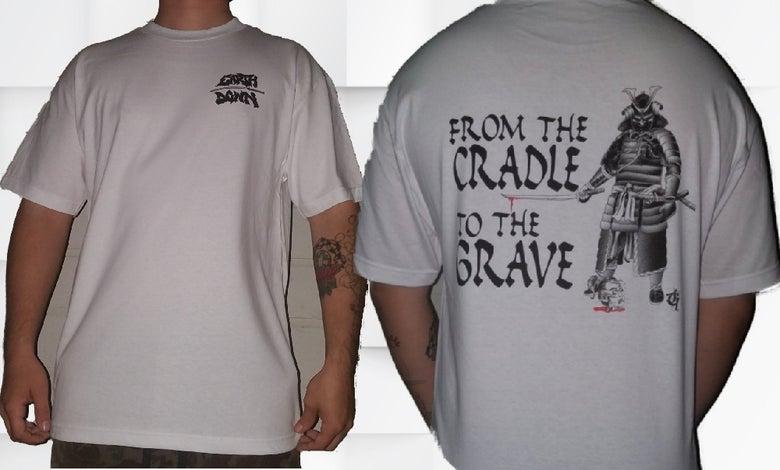 Image of Earth Down C 2 Da G t-shirt