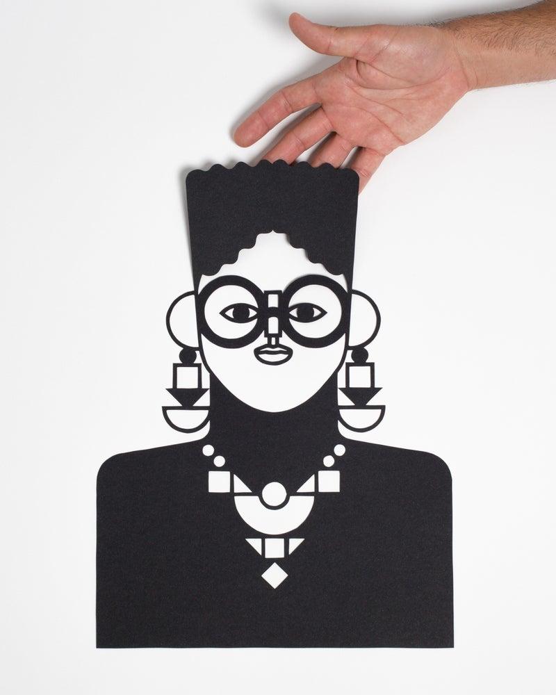 Image of PAPERCUT LESBIAN CHIC
