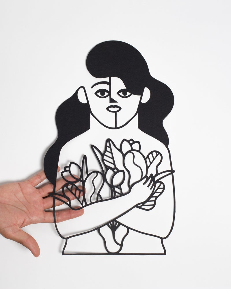 Image of PAPERCUT YOU DON'T BRING ME FLOWERS