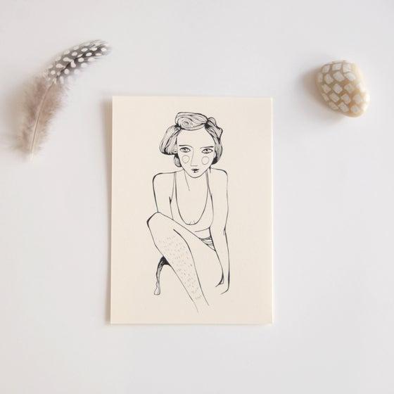 Image of Scarlett - Card