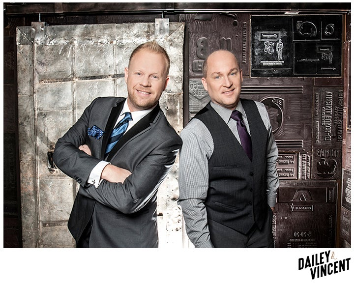 Image of Dailey & Vincent Poster
