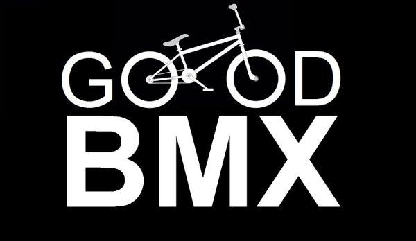 Image of Good BMX Sticker