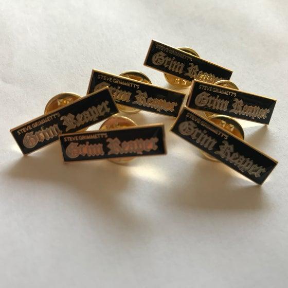 Image of SGGR Soft enamel badge