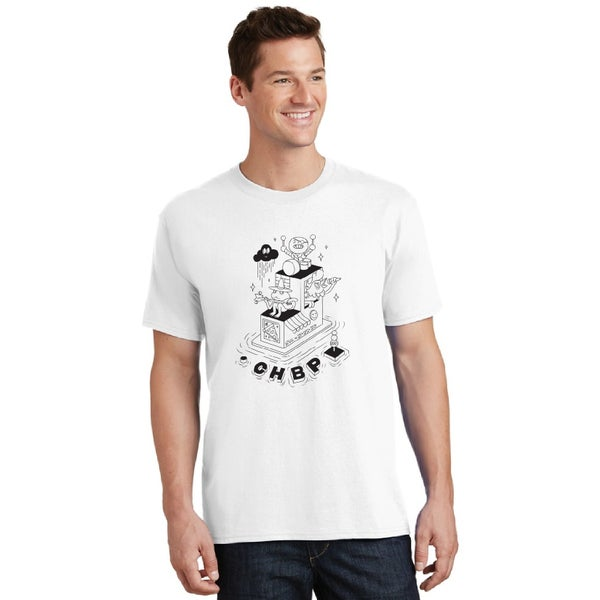 Image of Lineup T-Shirt - White