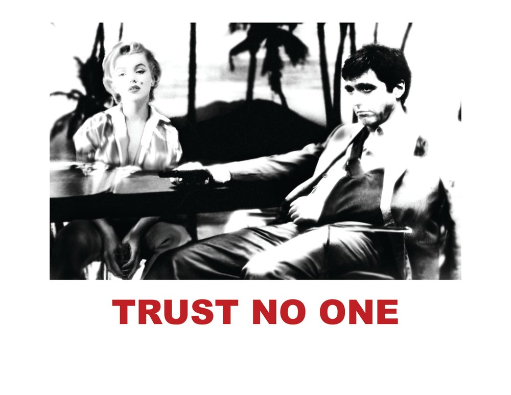 Image of Trust No One
