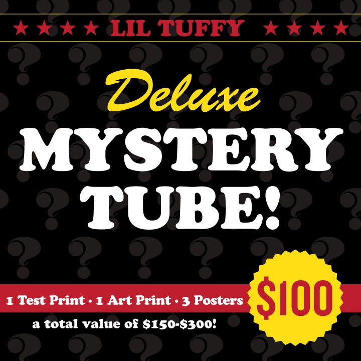 Image of Deluxe Mystery Tube!
