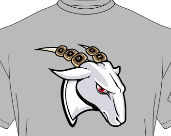 Image of GOAT - Tee Shirt