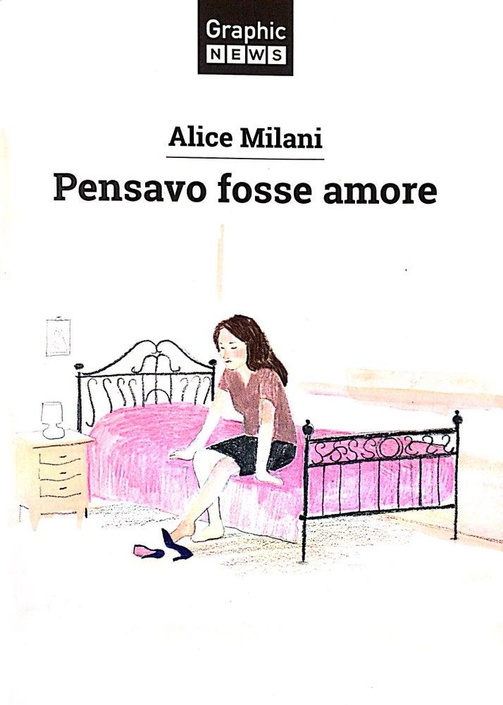 Image of Pensavo fosse amore